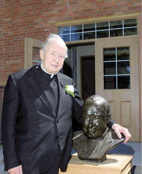 Monsignor Joseph E. Le Fort